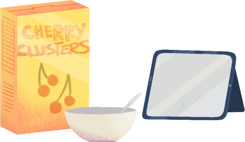 cereal and money management